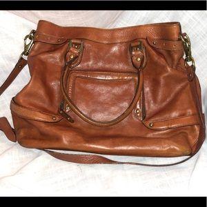 Cole Haan Brown Leather Handbag